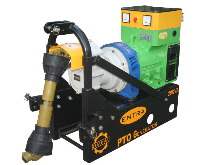 Tractor Power Take Off : Pto generator